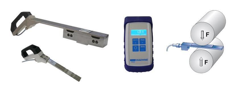 Force Measuring Instruments : Force measurement haehne elektronische messgeräte gmbh